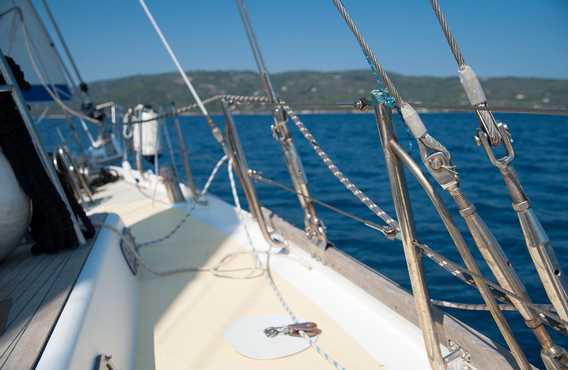 Sailboat Wiring Books